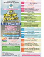 Volantino Maggio Feriolese 2018
