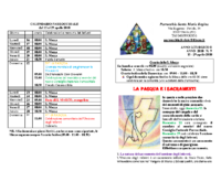 bollettino parrocchiale 15-04-2018 29-04-2018