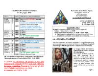 bollettino parrocchiale 10-06-2018 24-06-2018