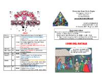 bollettino parrocchiale 24/12/2017 – 07/01/2018
