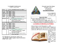 bollettino parrocchiale 07-01-2018 21-01-2018