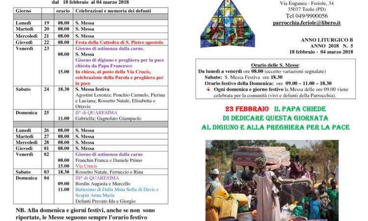 thumbnail of bollettino parrocchiale 18-02-2018 04-03-2018