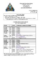 bollettino parrocchiale 04-03-2018 18-03-2018