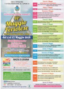 thumbnail of Volantino Maggio Feriolese 2018
