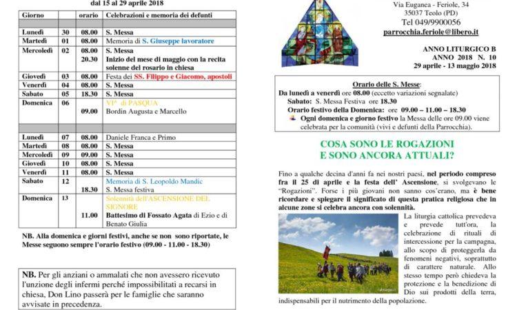 thumbnail of bollettino parrocchiale 29-04-2018 13-05-2018