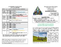 bollettino parrocchiale 29-04-2018 13-05-2018