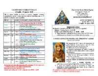 bollettino parrocchiale 15-07-2018 05-08-2018