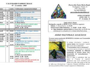 thumbnail of bollettino parrocchiale 07-10-2018 21-10-2018