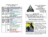 bollettino parrocchiale 07-10-2018 21-10-2018