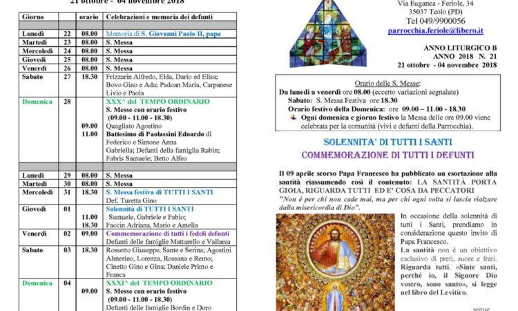 thumbnail of bollettino parrocchiale 21-10-2018 04-11-2018