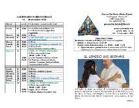 bollettino parrocchiale 04-11-2018 18-11-2018