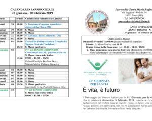 thumbnail of bollettino parrocchiale 27-01-2019 10-02-2019