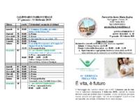 bollettino parrocchiale 27-01-2019 10-02-2019