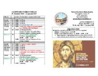 bollettino parrocchiale 30-12-2018 13-01-2019