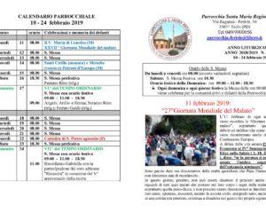 thumbnail of bollettino parrocchiale 10-02-2019 24-02-2019