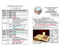 bollettino parrocchiale 10-03-2019 24-03-2019