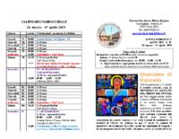 bollettino parrocchiale 24-03-2019 07-04-2019