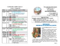 bollettino parrocchiale 21-04-2019 05-05-2019