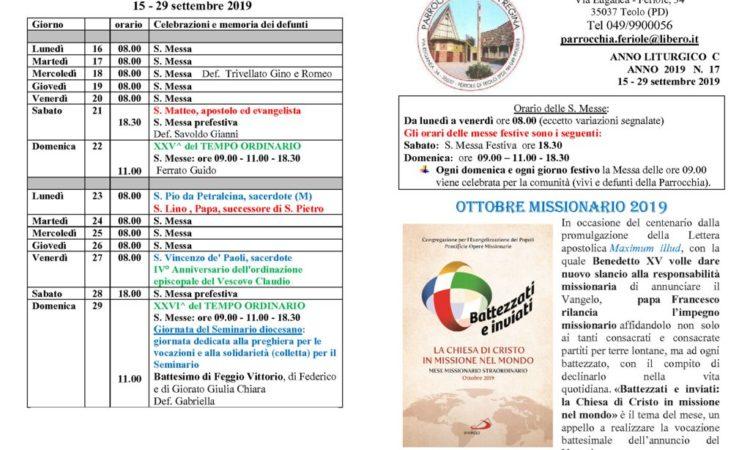 thumbnail of bollettino parrocchiale 15-09-2019 29-09-2019