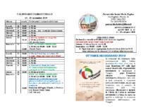 bollettino parrocchiale 15-09-2019 29-09-2019