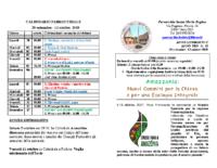 bollettino parrocchiale 29-09-2019 13-10-2019
