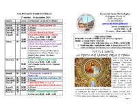 bollettino parrocchiale 27-10-2019 10-11-2019
