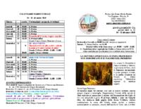 bollettino parrocchiale 08-12-2019 22-12-2019
