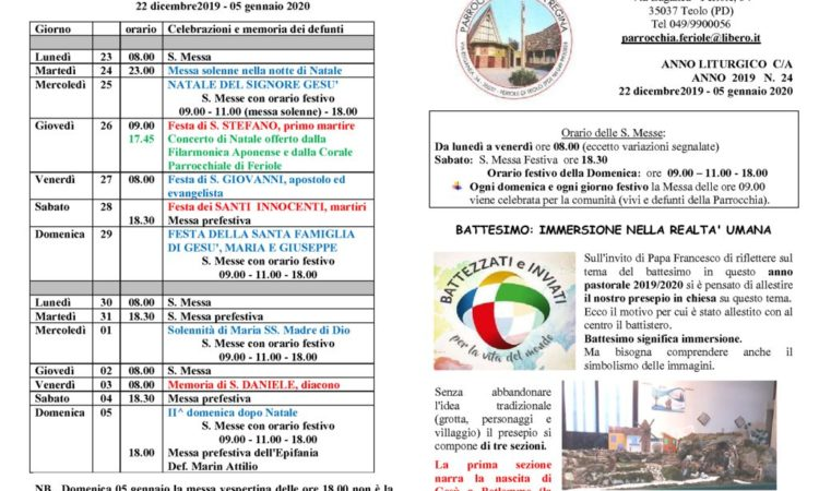 thumbnail of bollettino parrocchiale 22-12-2019 05-01-2020