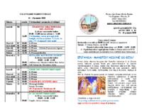 bollettino parrocchiale 05-01-2020 19-01-2020