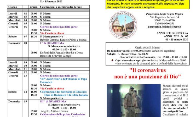 thumbnail of bollettino parrocchiale 01-03-2020 15-03-2020
