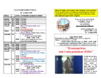 bollettino parrocchiale 01-03-2020 15-03-2020