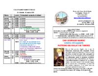 bollettino parrocchiale 16-02-2020 01-03-2020