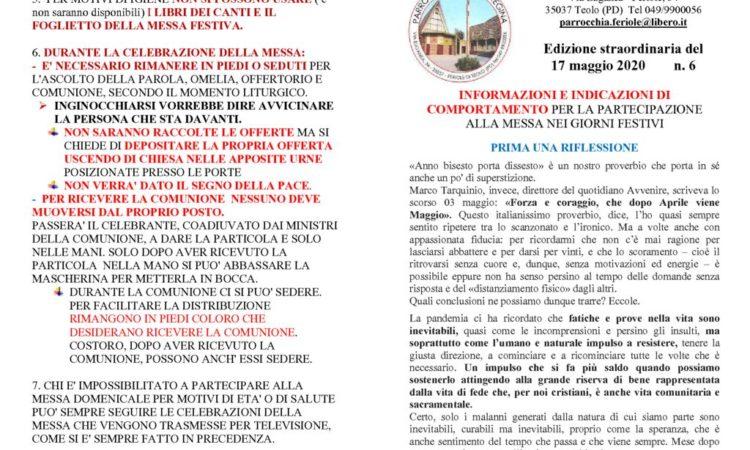 thumbnail of bollettino parrocchiale straordinario 17-05-2020