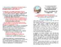 bollettino parrocchiale straordinario 17-05-2020