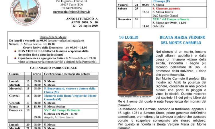 thumbnail of bollettino parrocchiale 12-07-2020 26-07-2020