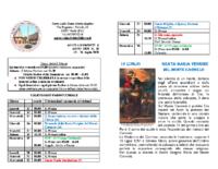 bollettino parrocchiale 12-07-2020 26-07-2020