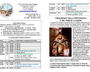 thumbnail of bollettino parrocchiale 26-07-2020 09-08-2020