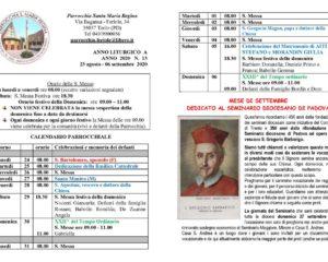 thumbnail of bollettino parrocchiale 23-08-2020 06-09-2020
