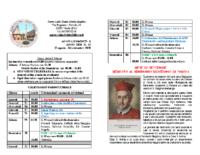 bollettino parrocchiale 23-08-2020 06-09-2020
