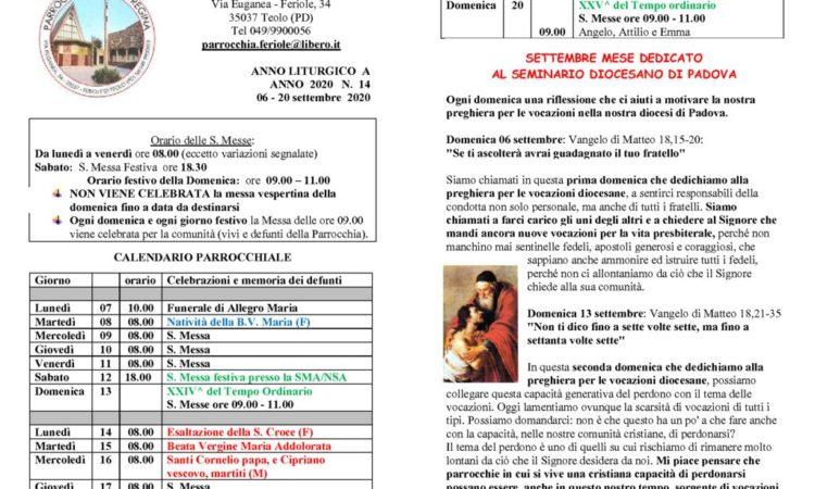 thumbnail of bollettino parrocchiale 06-09-2020 20-09-2020