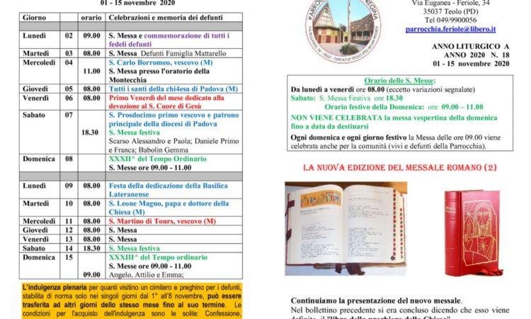 thumbnail of bollettino parrocchiale 01-11-2020 15-11-2020