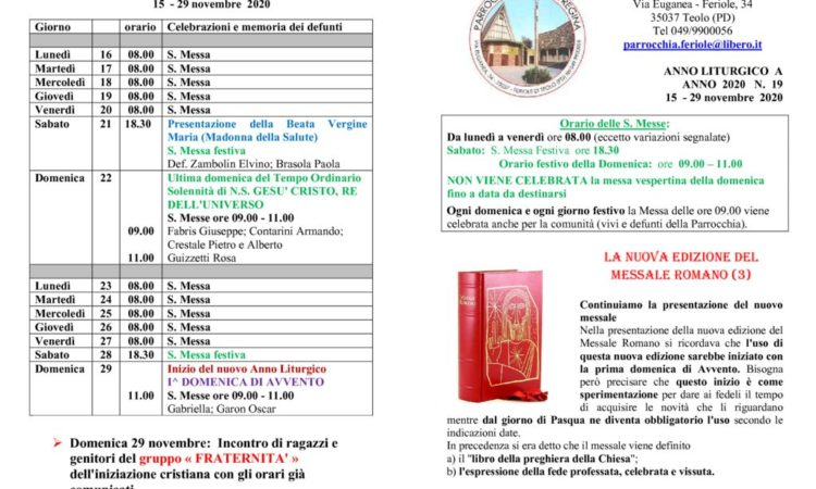 thumbnail of bollettino parrocchiale 15-11-2020 29-11-2020
