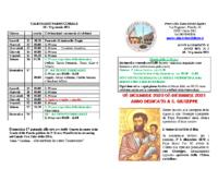 bollettino parrocchiale 10-01-2021 24-01-2021
