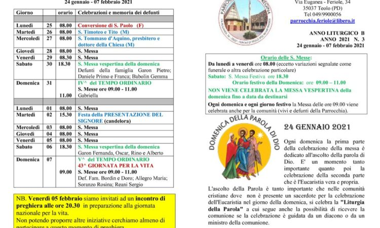 thumbnail of bollettino parrocchiale 24-01-2021 07-02-2021