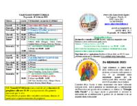 bollettino parrocchiale 24-01-2021 07-02-2021