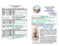 bollettino parrocchiale 04-07-2021 25-07-2021