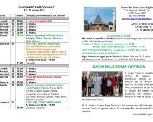 thumbnail of bollettino parrocchiale 17-10-2021 31-10-2021